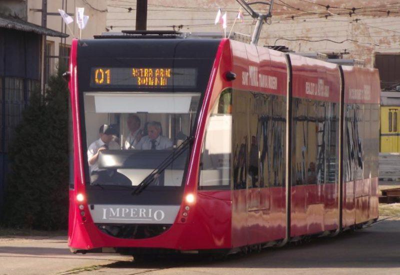 Astra Vagoane produce cel mai bun tramvai din Europa si RATB utiliezeaza tramvaie de acum patru decenii