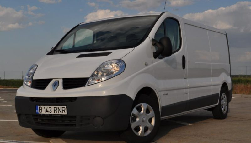 SECOND HAND-Test cu Renault Trafic 2.0 dCI 115 CP-Distributie lant