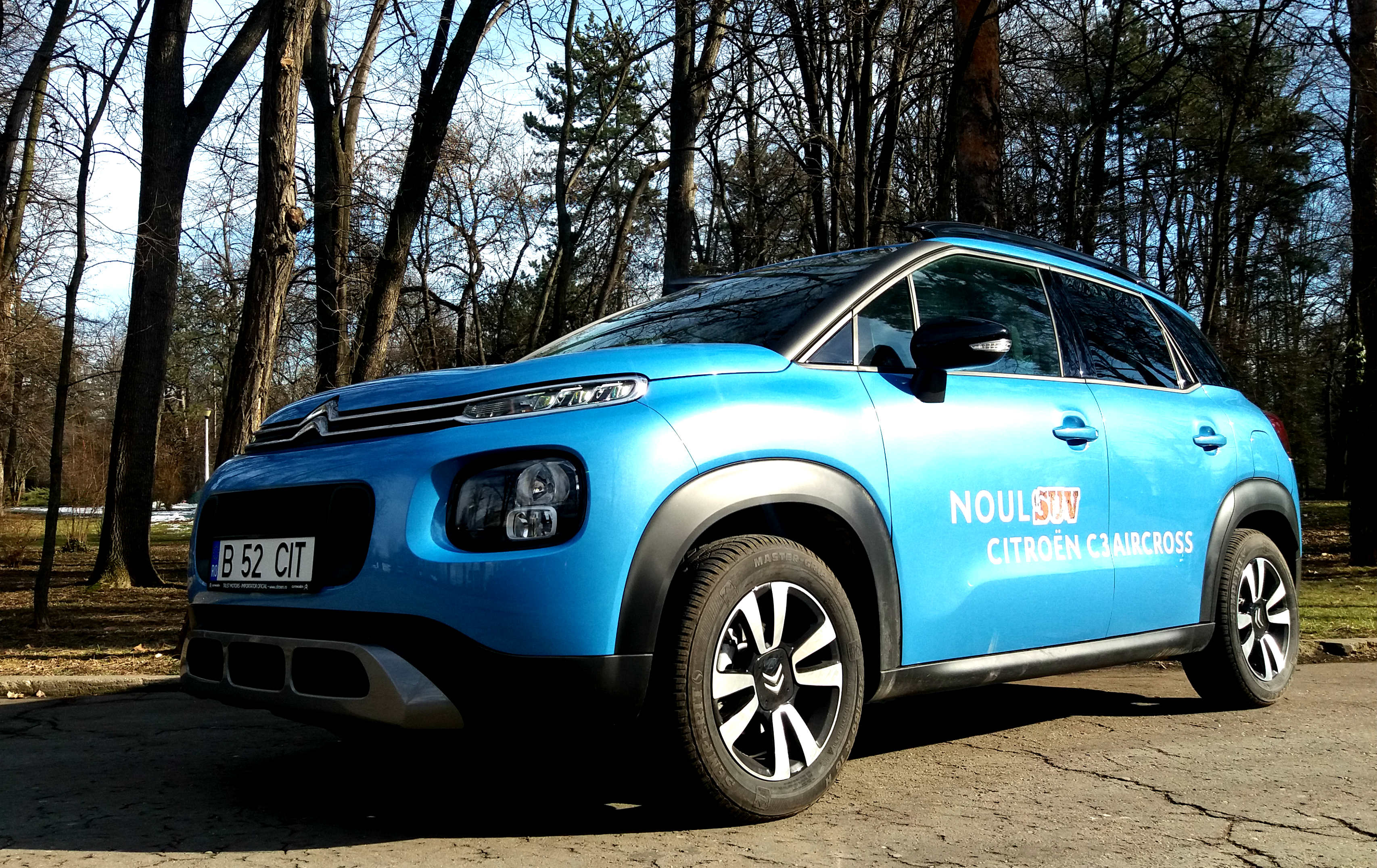 test drive Citroen C3 Aircross 1.6 BlueHDI Feel 100 CP Euro 6 2018, drive test Citroen C3 Aircross 1.6 BlueHDI Feel 100 CP Euro 6 2018, test romania Citroen C3 Aircross 1.6 BlueHDI Feel 100 CP Euro 6 2018, autolatest Citroen C3 Aircross 1.6 BlueHDI Feel 100 CP Euro 6 2018, teste auto Citroen C3 Aircross 1.6 BlueHDI Feel 100 CP Euro 6 2018, consum Citroen C3 Aircross 1.6 BlueHDI Feel 100 CP Euro 6 2018, pret Citroen C3 Aircross 1.6 BlueHDI Feel 100 CP Euro 6 2018, renault captur vs Citroen C3 Aircross 1.6 BlueHDI Feel 100 CP Euro 6 2018, vw troc vs Citroen C3 Aircross 1.6 BlueHDI Feel 100 CP Euro 6 2018, kia stonic vs Citroen C3 Aircross 1.6 BlueHDI Feel 100 CP Euro 6 2018, garda la sol, lista preturi, oferte Citroen C3 Aircross 1.6 BlueHDI Feel 100 CP Euro 6 2018, viteza maxima, review Citroen C3 Aircross 1.6 BlueHDI Feel 100 CP Euro 6 2018