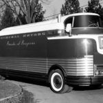 GM Futurliner 1939, imagini GM Futurliner 1939, camionul viitorului GM Futurliner 1939, pret GM Futurliner 1939, restaurare GM Futurliner 1939, motoarte diesel GM Futurliner 1939, new images GM Futurliner 1939 2018