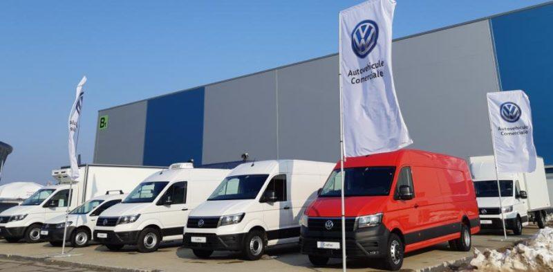 Volkswagen Comerciale are cea mai buna prezenta la SIAB 2018