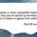 ford ranger probleme, ford ranger incendiu, dpf ford ranger, ford ranger iarba, foc sub ford ranger, probleme dpf ford ranger, ford ranger dpf incendiu, regenerare dpf ford ranger