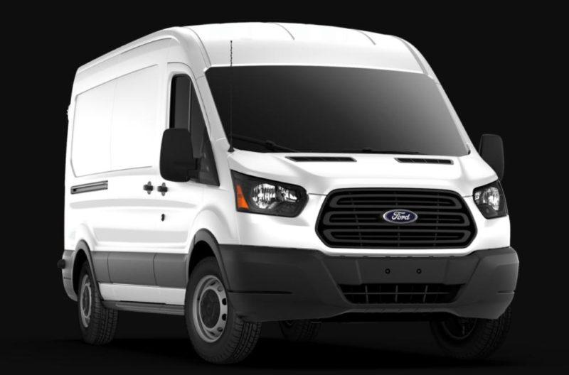 Ford Transit 2018 are optional o instalatie de GPL!Costuri mai mici decat cele pentru diesel