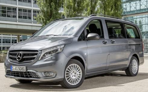 Germanii ameninta Mercedes sa retraga de pe piata peste 5.000 de modele Vito si Clasa C pentru ca polueaza prea mult