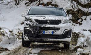 Peugeot Traveller Dangel 4x4, imagini Peugeot Traveller Dangel 4x4, off road Peugeot Traveller Dangel 4x4 2018, nouveaux Peugeot Traveller Dangel 4x4 2018, 4x4 tech dangel, price tag Peugeot Traveller Dangel 4x4