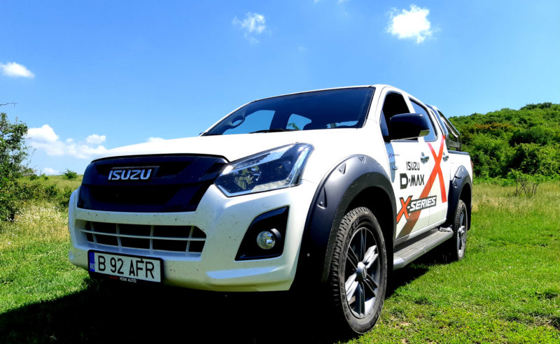 Test Drive de 2.000 km cu noul Isuzu D-Max Double Cab AT6 X-Series 2018