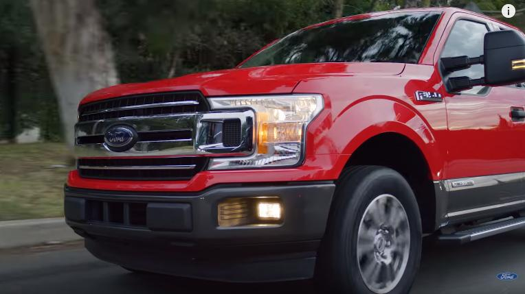 Ford introduce in gama pick-up noua motorizare diesel V6 3.0 Power Stroke 250 CP