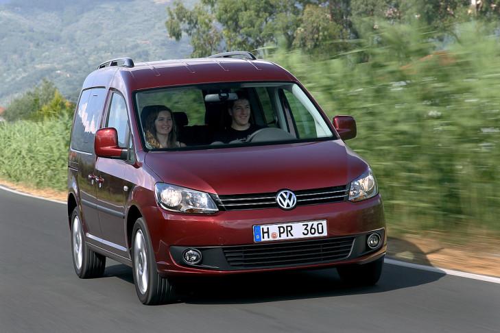 VW recheama in service peste 65.000 de modele Caddy! Motorul se porneste singur cand deschizi masina