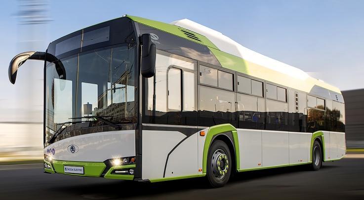 In timp ce Firea cumpara autobuze turcesti diesel in Europa de Vest ruleaza noile autobuze electrice Skoda