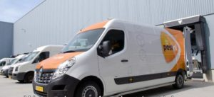 Renault Master Z.E. dutch post, posta olandeza Renault Master Z.E., autonomie Renault Master Z.E., pret Renault Master Z.E., viteza maxima Renault Master Z.E., sarcina maxima Renault Master Z.E., romania whattruck Renault Master Z.E., test drive Renault Master Z.E. 2018