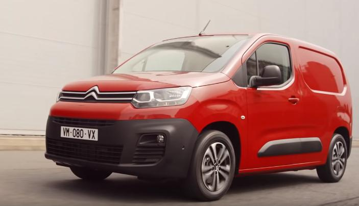 Citroen Berlingo Van 1.5 BlueHDI 2018