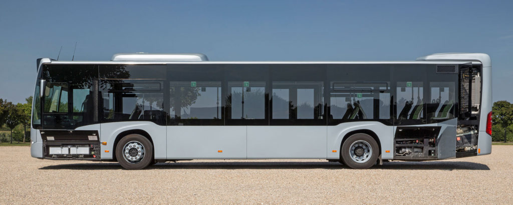 Juriul International Bus of the Year 2019