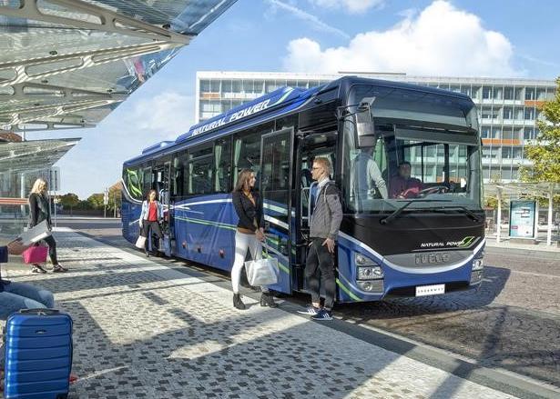 In timp ce Primara Bucuresti cumpara autobuze turcesti diesel Iveco are autobuze pe GPL