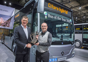 Juriul International Bus of the Year 2019