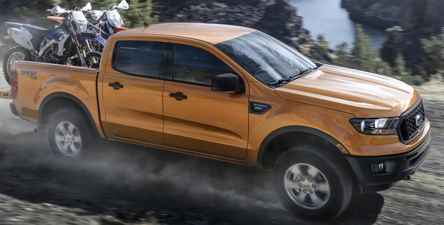 Ford Ranger facelift 2019, imagini Ford Ranger facelift 2019, test drive Ford Ranger facelift 2019, Ford Ranger facelift 2019 2.3 ecoboost, pret Ford Ranger facelift 2019 benzina, at10 Ford Ranger facelift 2019