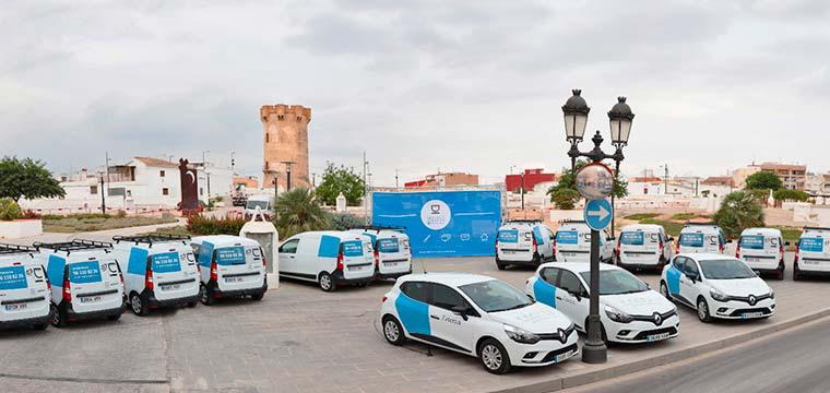 O Primarie din Valencia a inlocuit intreg parcul auto cu masini pe GPL