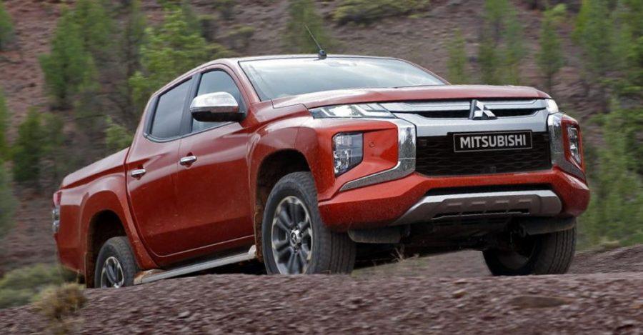 Primele informatii oficial cu noul Mitsubishi L200 Facelift 2019