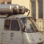 camioane gpl romania, gpl camion bucegi, utilitara tv gaz metan, masina de gunoi pe gaz metan, gpl pe vrmea lui ceausescu, masini comuniste pe gpl