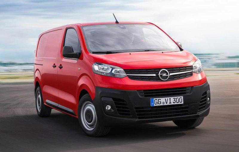Detalii in premiera cu noua generatie Opel Vivaro 2019! Se bazeaza pe Citroen nu pe Renault