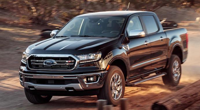 Ford Ranger primeste o motorizare diesel noul 2.0 EcoBlue 130 CP 2019! Pana si Dacia Duster are 150 CP