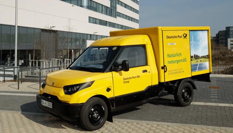 StreetScooter WORK deutsche post, fire StreetScooter WORK deutsche post, problems StreetScooter WORK deutsche post, recall StreetScooter WORK deutsche post, electric cars problems, probleme incendiu StreetScooter WORK deutsche post