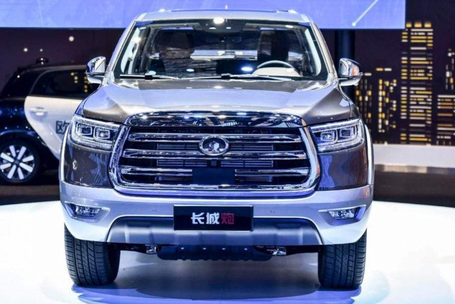 Great Wall Model P vrea sa distruga modelul Ford Ranger in Asia
