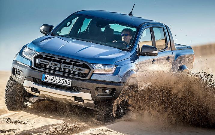Noul Ford Raptor are un pret de achizitie care incepe de la 66.770 euro
