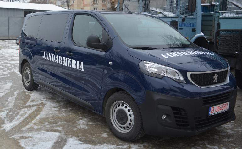 jandarmerie Peugeot Expert trust Motors, peugeot eurial motors, dube jandarmerie peugeot expert, pret peugeot expert jandarmerie, arestare protestatari peugeot expert jandarmerie