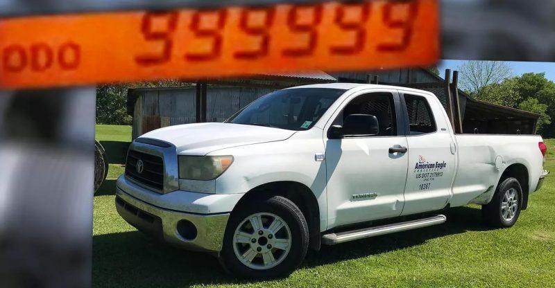 Inca o Toyota Tundra 4.7 V8 a depasit 1.6 milioane de km parcursi cu motorul de fabrica
