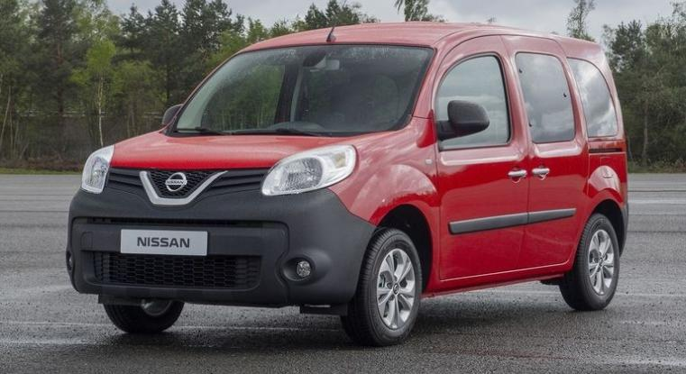 Noul Nissan NV250 este o copie a lui Renault Kangoo 2019