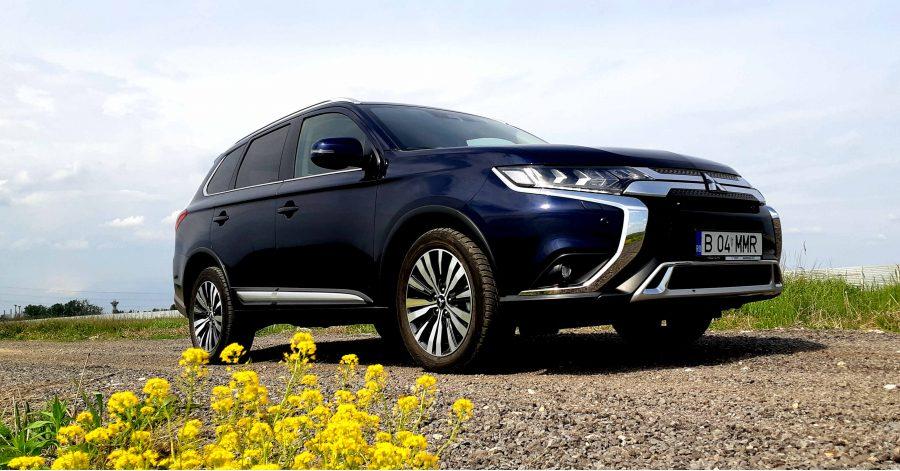 Ce consum are noul Mitsubishi Outlander 2.0 ClearTech 150 CP CVT 2019