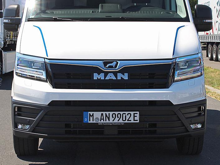 Noul MAN eTGE full electric are un pret in Germania de 69.500 euro
