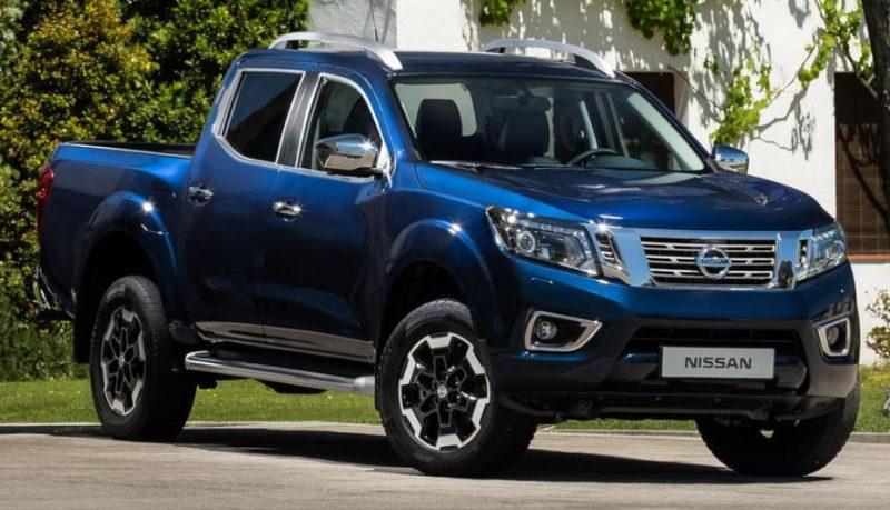 Nissan Navara primeste un amplu facelift 2019! Cutie noua si motorizari modificate