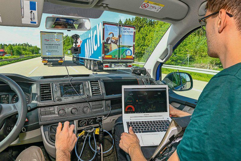 In Germania a inceput vanatorea soferilor de TIR care au emulatoare pentru sistemul AdBlue