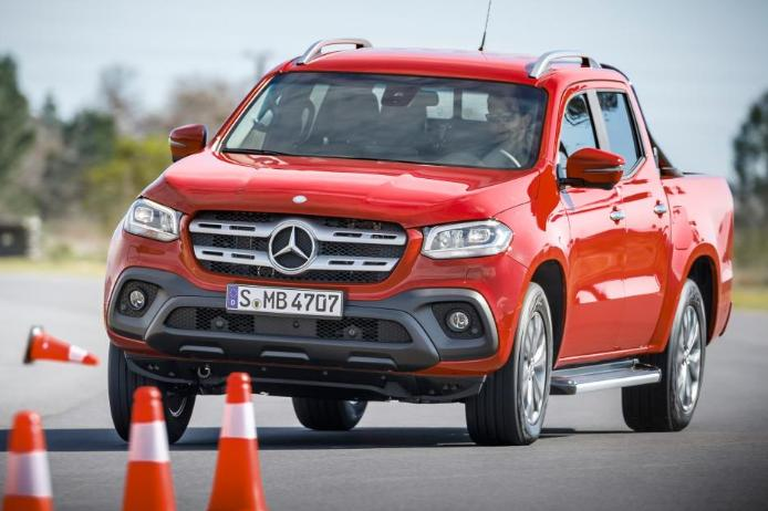 Mercedes-Benz X este un mare esec si are mari sanse sa iasa din productie