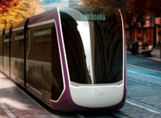 Timisoara ( Primar Robu PNL) cumpara tramvaie noi din Turcia sub numelele de Bozankaya Otomotiv Makina Imalat