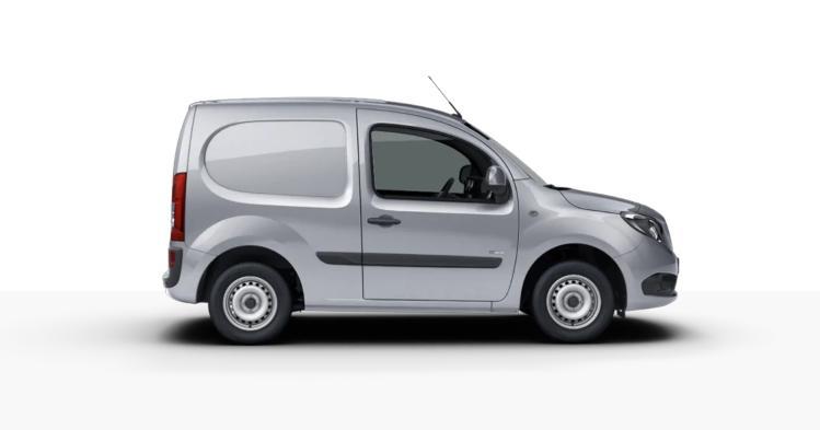 Viitorul Mercedes Citan II urmeaza sa fie tot un Renault Kangoo cu motor diesel Dacia dCI