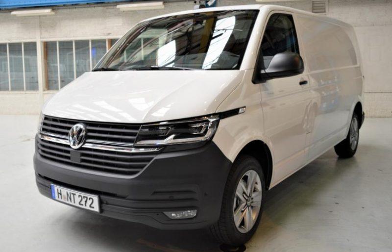 Primele detalii cu noul Volkswagen Transporter T 6.1 2.0 TDI 150 CP L1H1 2020
