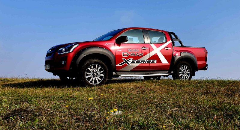 De ce Isuzu D-Max este superior unui Ford Ranger sau Mercedes Clasa X? Cel mai bun pick-up din Romania