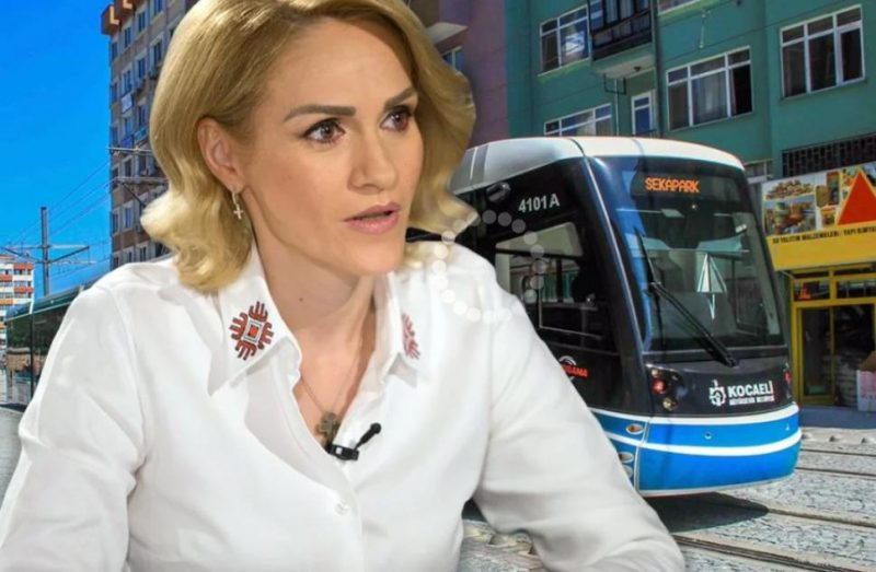 PMB si Gabriela Firea trebuie sa anuleze licitatia la achizitia de tramvaie turcesti Durmazlar