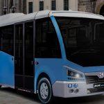 autobuze bmw, bmw i3 motor electric karsan, autobuze electrice karsan bmw, bmw i3 engine karsan bus, karsan tukey bus bmw i3