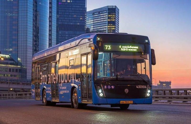 Rusii de la Kamaz au un autobuz electric care se incarca in doar 7 minute pentru 100 de km