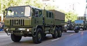 mapn iveco, camioane iveco defence mapn, M250.40/41/45 WM HIGH MOBILITY 6X6 WITH STANDARD CAB romania, motoare iveco vm motori mapn, cutie automata zf iveco mapn