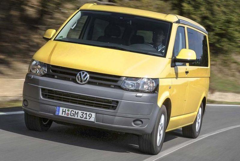 Vokswagen Transporter are din nou probleme cu motorul 2.0 TDI insa si cutia DSG