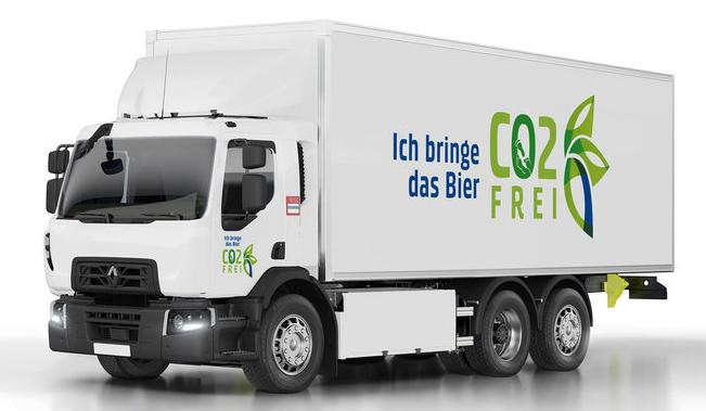 Renault Trucks D Wide Z.E. 26T este primul camion Renault full electric! Pacat care are o automomie doar de 100 km