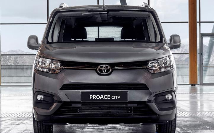 Noua Toyota Proace City Verso este o masina 100% frantuzeasca/Citroen Berlingo