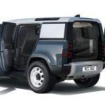 Land Rover Defender Commercial 90 D200 2020, gama comerciala Land Rover Defender Commercial 90 D200, pret Land Rover Defender Commercial 90 D200 2020, probleme Land Rover Defender Commercial 90 D200, doua locuri Land Rover Defender Commercial 90 D200, off road Land Rover Defender Commercial 90 D200 2020, zf8 Land Rover Defender Commercial 90 D200