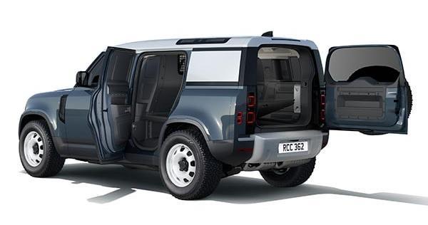 Noul Land Rover Defender Commercial 90 D200 are un pret de pornire cu TVA de 55.000 euro
