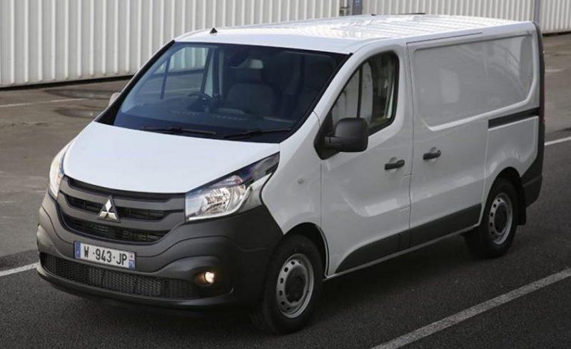 Prima masina a Aliantei Renault-Nissan-Mitsubishi-Dacia este gama Mitsubishi Express 2020