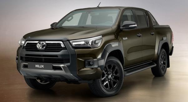 Toyota Hilux 2020 primeste in sfarsit un diesel de 2.8 litri vandut in afara Europei de 5 ani
